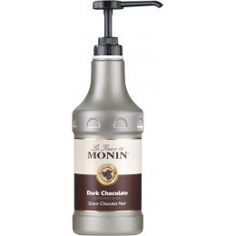 Monin Dark Chocolate Topping 1.89L