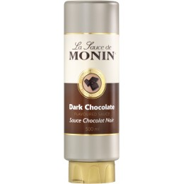 Monin Dark Chocolate Topping 0.5L