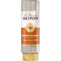 Monin Salted Caramel Topping 0.5L