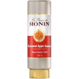 Monin Caramel Apple Topping 0.5L