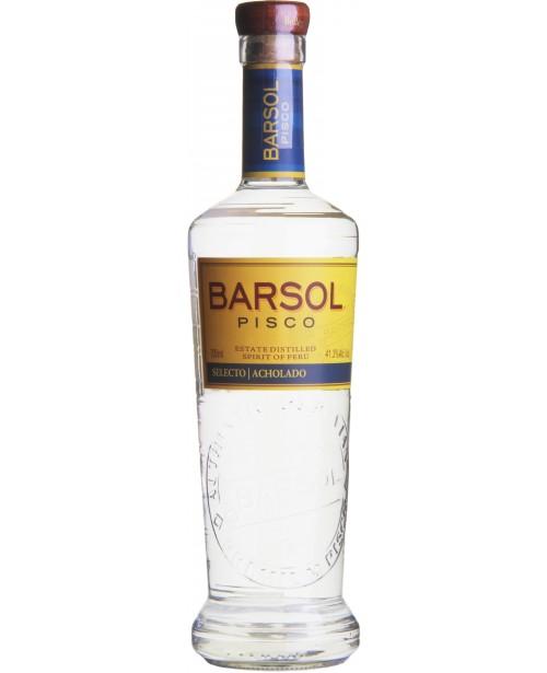 Barsol Selecto Acholado Pisco 0.7L Top