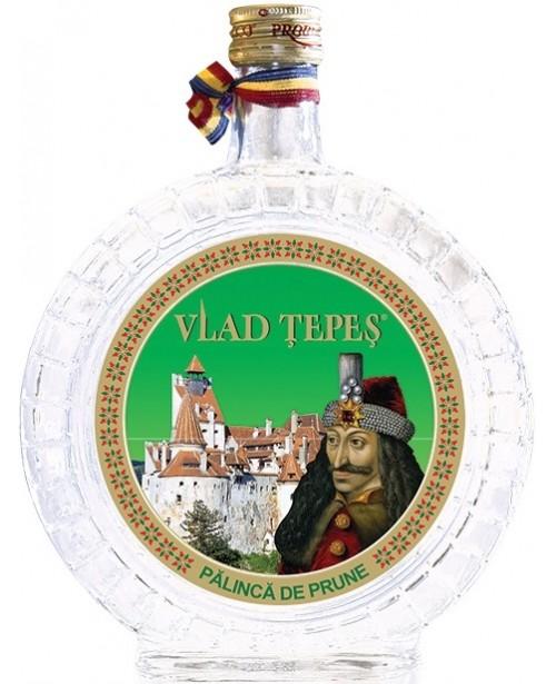 Vlad Tepes Palinca de Prune 0.5L Top