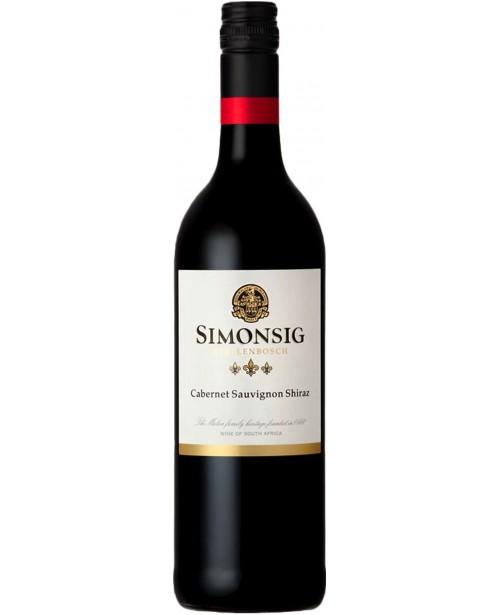 Simonsig Cabernet Sauvignon Shiraz 0.75L