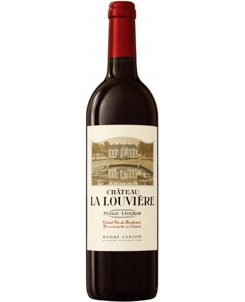 Andre Lurton Chateau La Louviere Rouge 0.75L Top