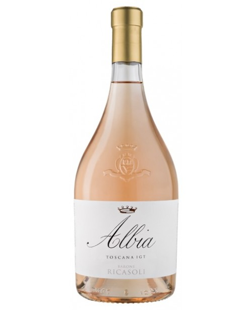 Barone Ricasoli Albia Rose 0.75L Top