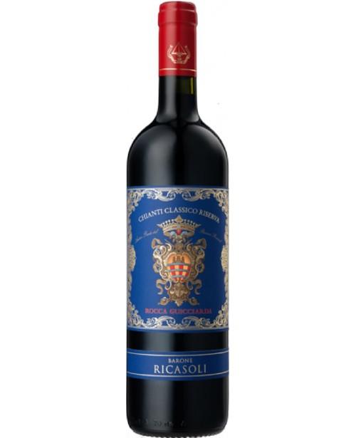 Barone Ricasoli Rocca Guicciarda Chianti Classico Riserva Magnum 1.5L Top