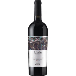 Purcari Vinohora Rosu Rara Neagra & Malbec 0.75L