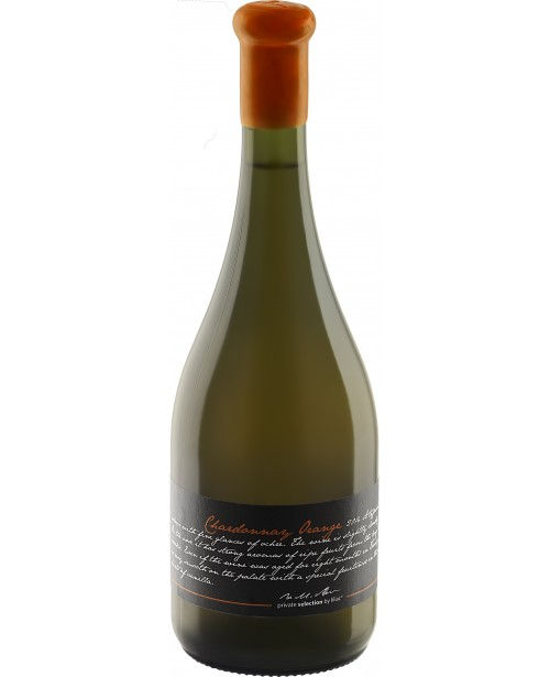 Liliac Private Selection Chardonnay Orange 0.75L Top