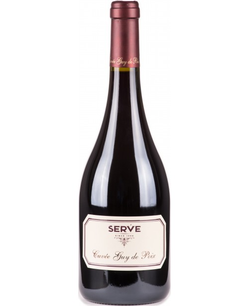 Serve Cuvee Guy De Poix Magnum 1.5L Top