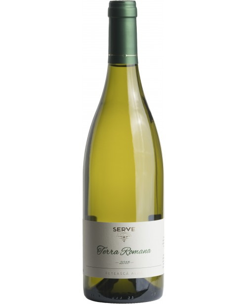 Serve Terra Romana Feteasca Alba 0.75L Top