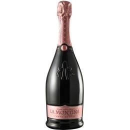 La Montina Franciacorta Rose Demi Sec 0.75L
