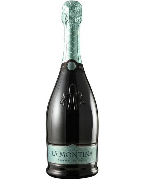 La Montina Franciacorta Saten Brut 0.75L Top