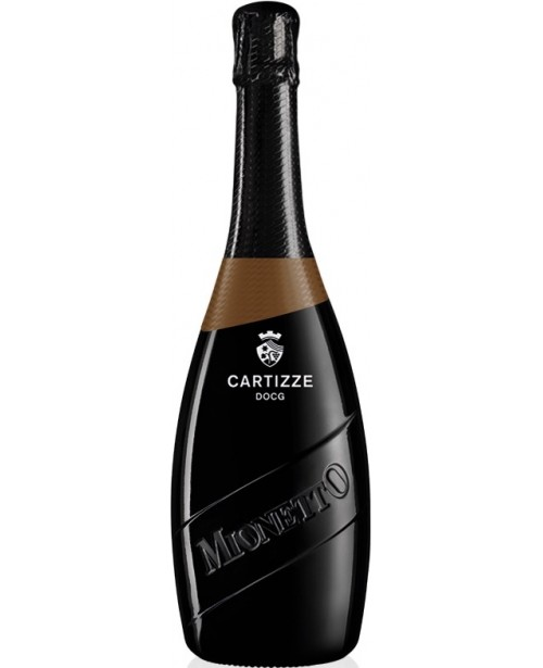 Mionetto Cartizze DOCG Luxury Collection Dry 0.75L Top