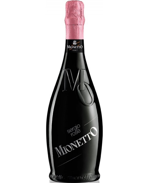 Mionetto Sergio Rose Linea MO Extra Dry 0.75L Top