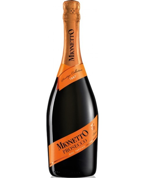 Mionetto Prosecco DOC Treviso Prestige Collection Brut 0.75L Top