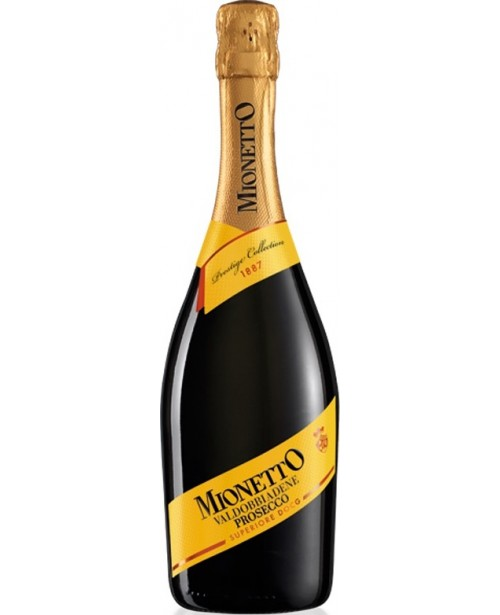 Mionetto Prosecco DOCG Valdobbiadene Prestige Collection Extra Dry 0.75L Top