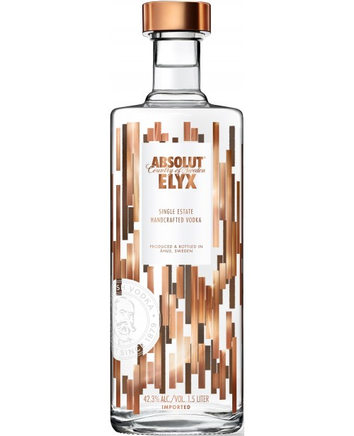 Absolut Elyx 1.5L Top