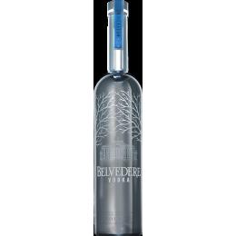 Belvedere Bespoke Silver Sabre Magnum 1.75L