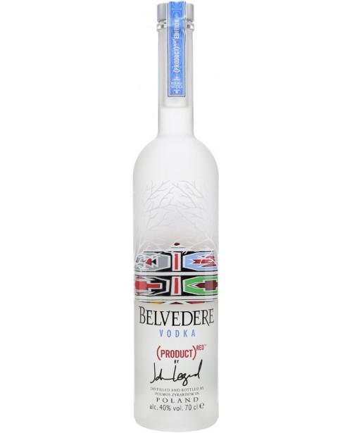 Belvedere Red John Legend Editie Limitata 0.7L Top