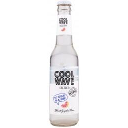 Cool Wave Seltzer Grapefruit 0.275L