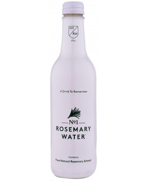 No1 Rosemary Water Apa Necarbogazoasa 0.33L Sticla Top