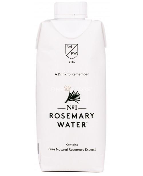 No1 Rosemary Water Apa Necarbogazoasa 0.33L Tetra