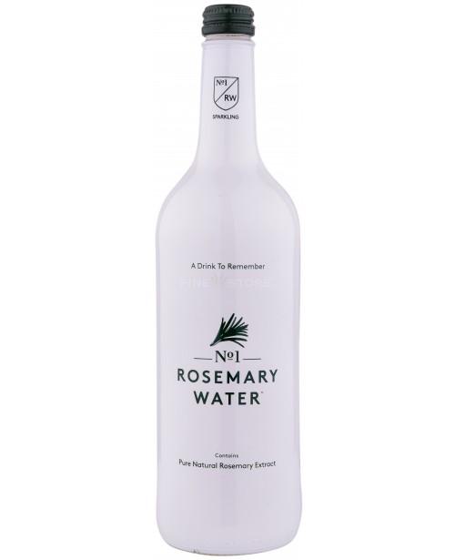 No1 Rosemary Water Apa Carbogazoasa 0.75L Sticla