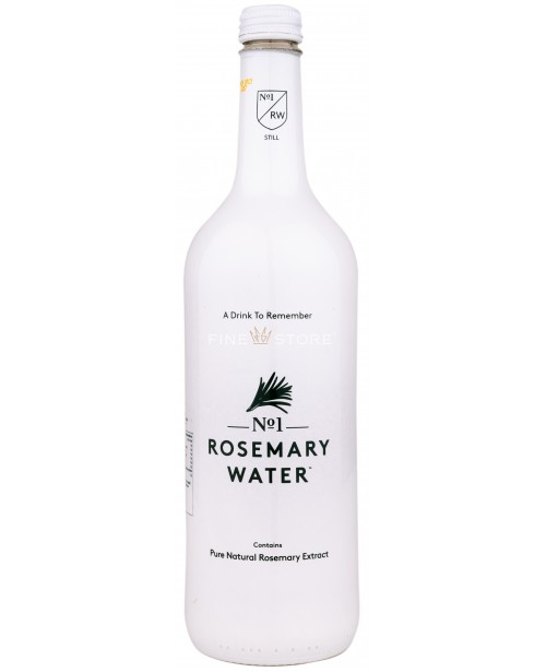 No1 Rosemary Water Apa Necarbogazoasa 0.75L Sticla