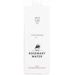 No1 Rosemary Water Apa Necarbogazoasa 1L Tetra