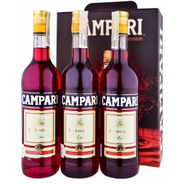 Pachet Campari Tripack