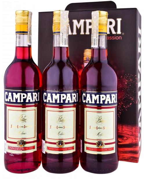Pachet Campari Tripack Top