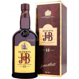 J&B 15 Ani Reserve 0.7L
