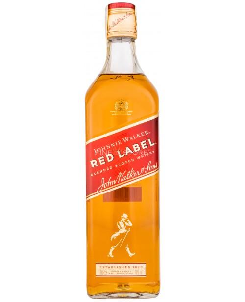 Johnnie Walker Red Label 0.7L Top