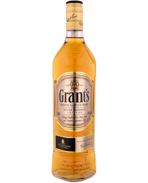 Grant's Master Blenders 0.7L