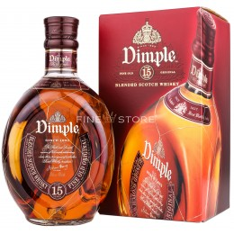 Dimple Deluxe 15 Ani 0.7L