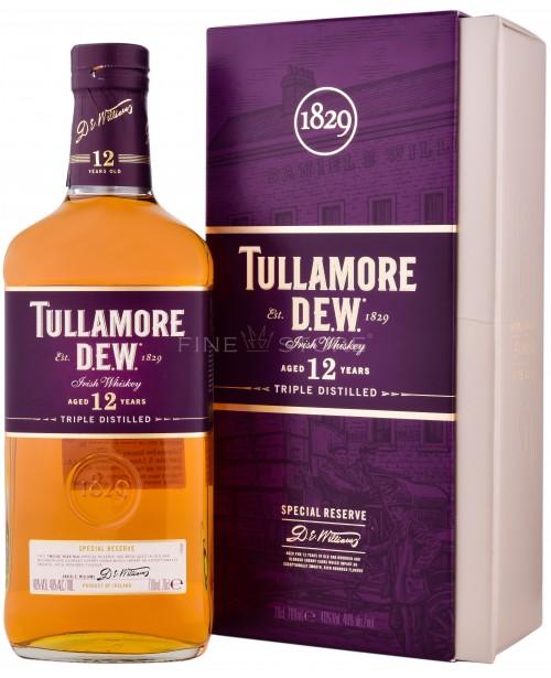Tullamore DEW 12 Ani 0.7L