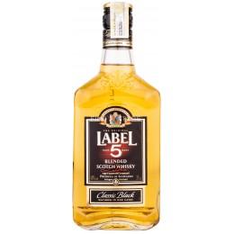 Label 5 Classic Black 0.35L
