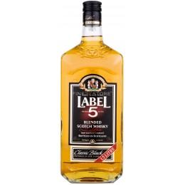 Label 5 Classic Black 1.5L