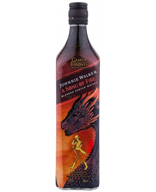 Johnnie Walker A Song of Fire Game Of Thrones 0.7L