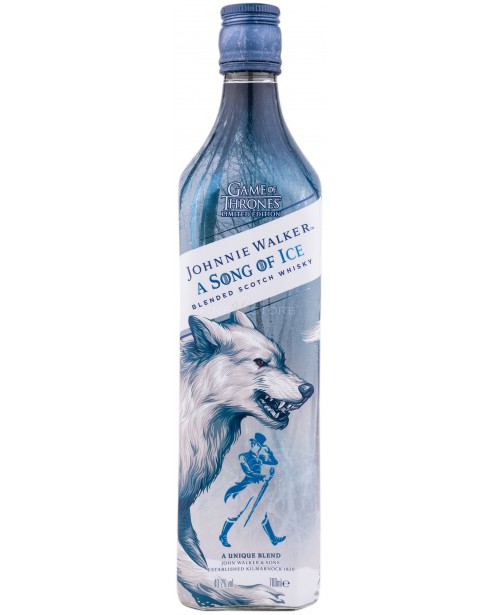 Johnnie Walker A Song of Ice Game Of Thrones 0.7L