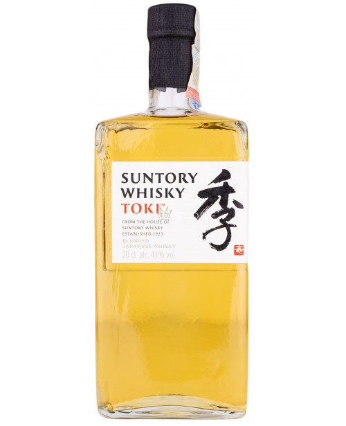Toki Suntory Japanesse Whisky 0.7L
