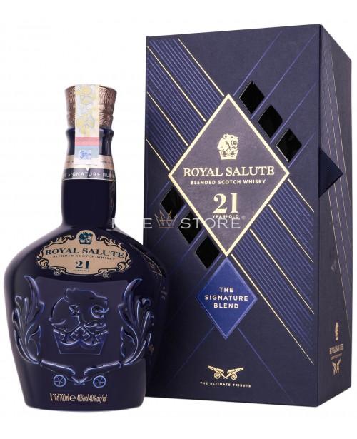 Chivas Royal Salute 21 Ani 0.7L