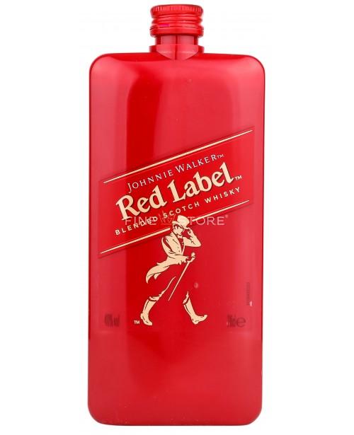 Johnnie Walker Red Label Pocket 0.2L