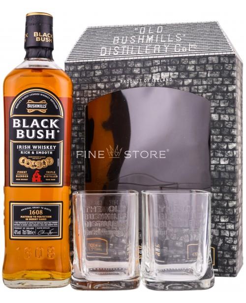 Bushmills Black Bush Cu 2 Pahare 0.7L
