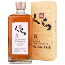Kura Cask White Oak 8 Ani 0.7L