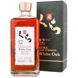 Kura Cask White Oak 12 Ani 0.7L