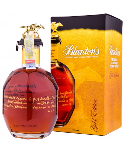 Blanton's Gold Edition 0.7L