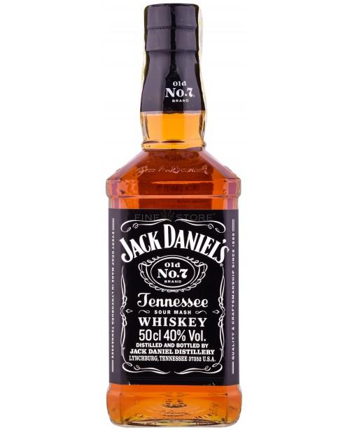Jack Daniel's 0.5L