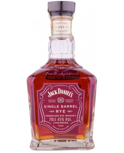 Jack Daniel's Single Barrel Rye 0.7L