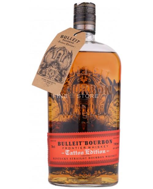 Bulleit Bourbon Tattoo Edition 0.7L